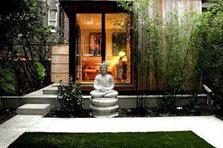 Японский сад для вдохновения