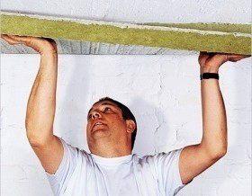 Как утеплить потолок?