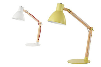 Как организовать в доме освещение для рабочего места?