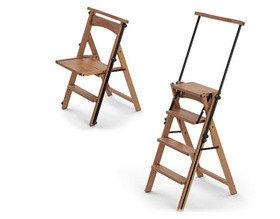 Как сделать складную лестницу своими руками?