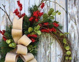 Рождественская флористика: новые грани праздничного интерьера