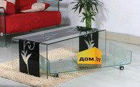 Стеклянная мебель, или Надёжная хрупкость