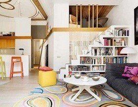 15 идей: как использовать пространство под лестницей