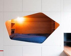 Как выспаться в «капсуле»?