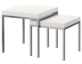 Как выбрать мобильный столик?