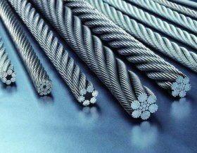 Как выбрать трос из нержавеющей стали?