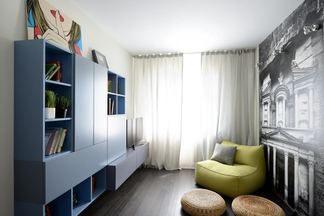 Квартира на Харьковской: как  из двух комнат сделать три