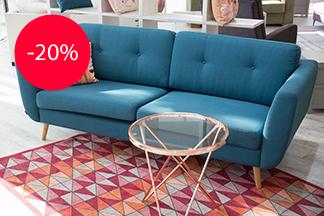 Скандинавская мебель Bellus со скидкой 20%!