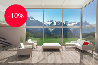 -10% на ламинат из Швейцарии Kronoswiss до конца марта в «E- dom.by»