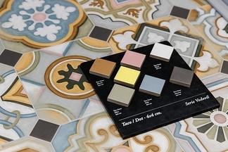 Быть в тренде: как выглядят актуальные коллекции испанской и итальянской плитки. Репортаж из минского шоу-рума