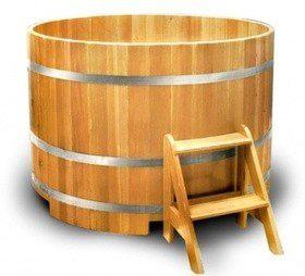 Как сделать купель для бани своими руками?