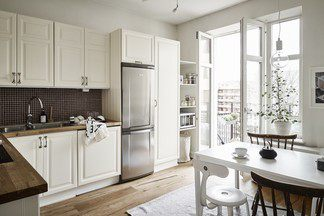 Полюбить белый: рассказываем, сколько придется заплатить за кухню с  картинки