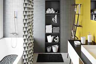 Коллекции для ванной комнаты: от классики до ярких акцентов. А что ближе вам?