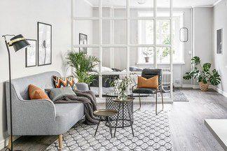5 крутых идей дизайна для небольшой квартиры