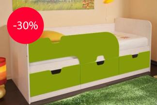Купи кроватку и получи скидку на матрас в интернет–магазине «Андрия»