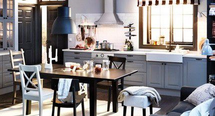 Вдохновляющие идеи: кухня