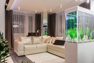 В гостях: 3-комнатная квартира в Минске с отдельными гардеробной и прачечной