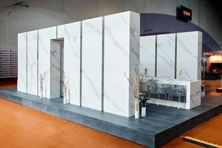 Ультратонкие керамические слэбы. Какие новинки от Laminam Rus показали на выставке «Будпрагрэс»?