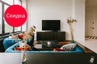 Скидка 10% на мебель под заказ с рассрочкой платежа