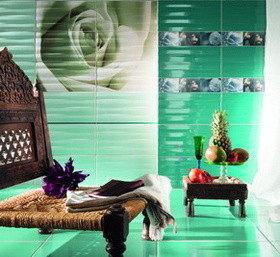 Ультрамодные фотопринты в новых коллекциях плитки салона «Орнамент»