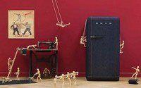 Креативные холодильники от «SMEG»