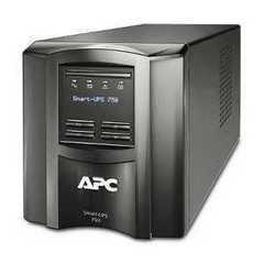 Источник бесперебойного питания Источник бесперебойного питания Schneider Electric APC Smart-UPS 750ВА (SMT750RMI2U)