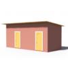 Дачные домики и бытовки