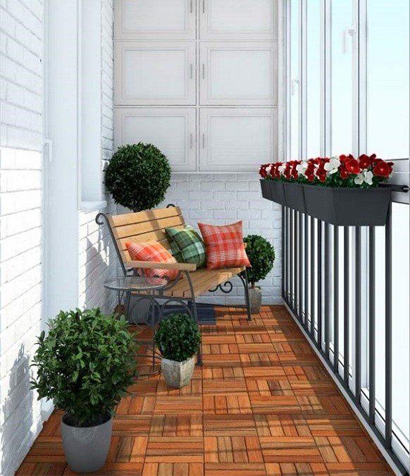 Как выбрать удобное кресло на балкон - фото варианты.