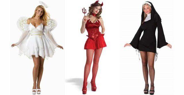 30 улетных идей костюмов на Хэллоуин своими руками 46