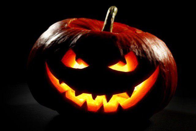 фото хэллоуин тыквы
