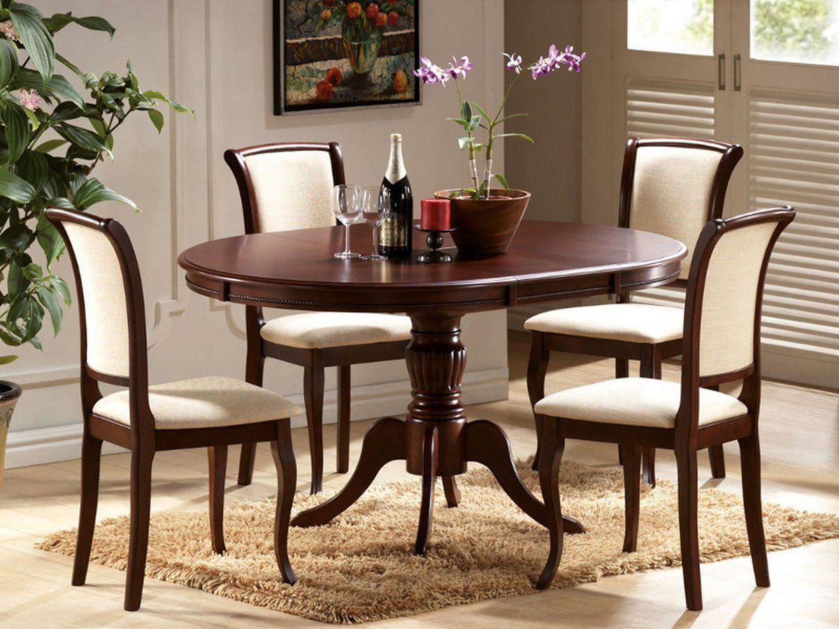 столы и стулья для кухни из дуба